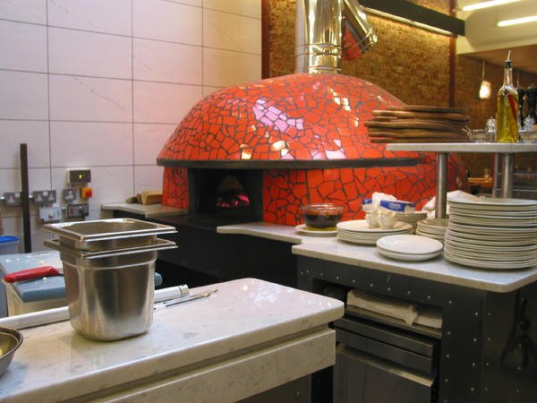 Eco oven + prep
