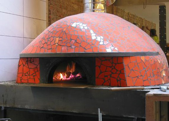 Eco oven first firing
