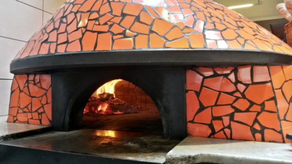 Eco oven finished
