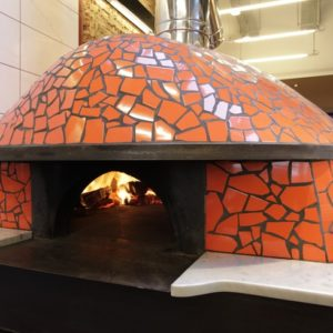 eco restaurant clapham, neapolitan oven, wood-fired pizza, wood-fired oven