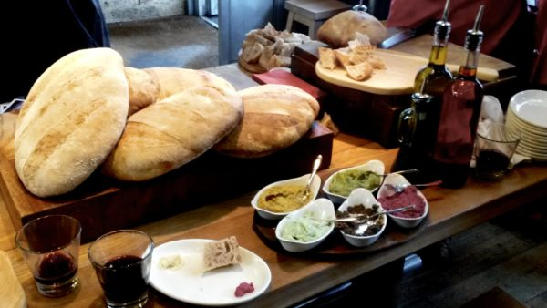 eco restaurant, clapham, sourdough bread, wood-fired oven, pizza oven, bread oven