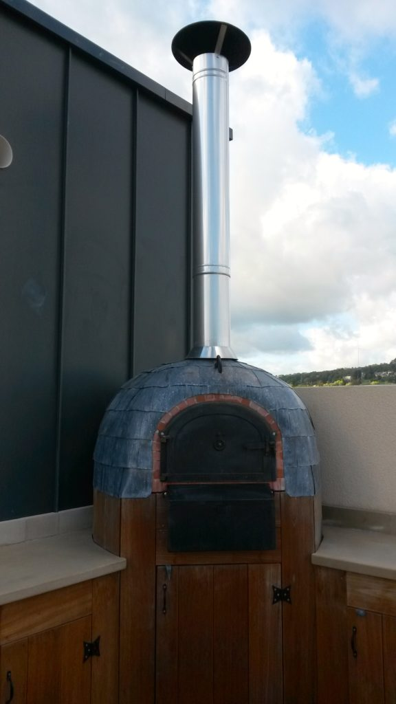 Raised F700 oven