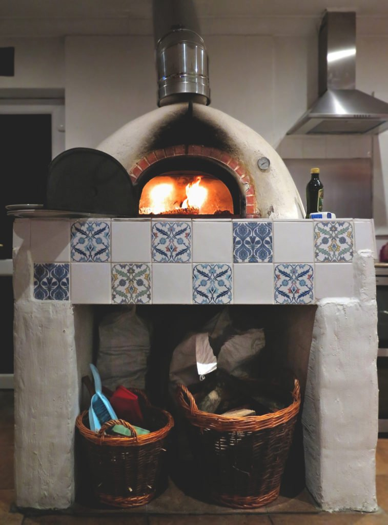 Moroccan style oven