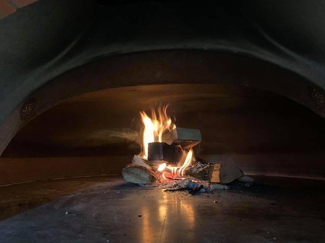 pizza oven, 1030, four grand-mere, Old Firestation Cafe, warminster,