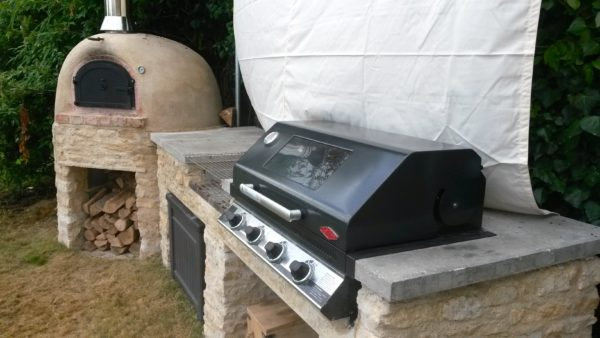 Beefeater gas bbq