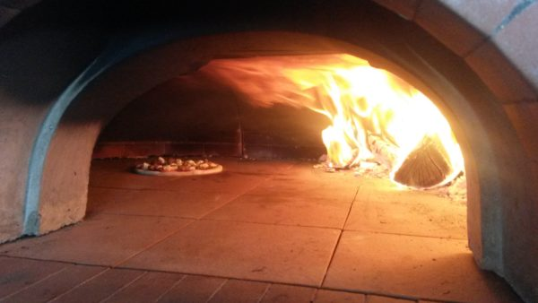 NOAH, ODE, Coast View, pizza oven, wood-fired oven, restaurant,