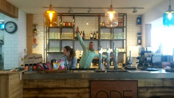 ODE, NOAH, Coast View, bar, pizza oven, wood-fired oven,