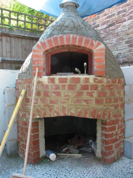 Smart Valoriani pizza oven, Belsize Park 7