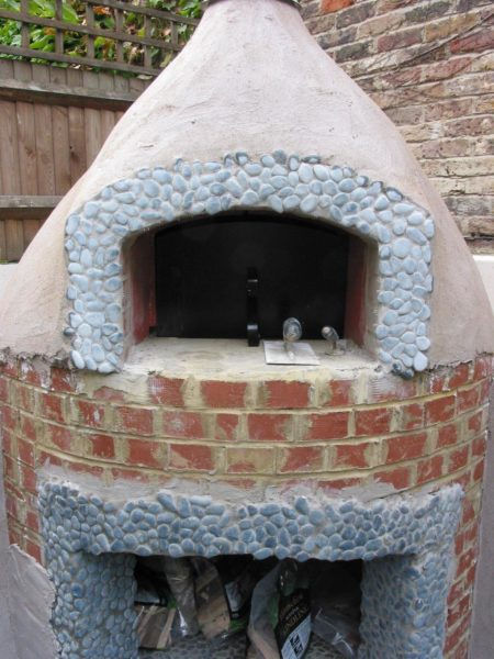 Smart Valoriani pizza oven, Belsize Park 10