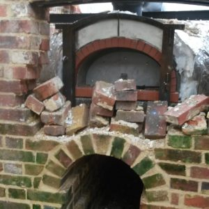 weald and downland living museum, bakery oven