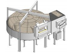 Bakery Rotating Hearth Ovens 1