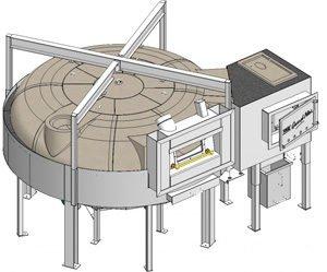 Bakery Rotating Hearth Ovens 2