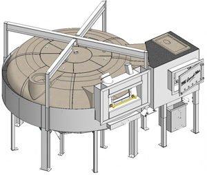 Bakery Rotating Hearth Ovens 3