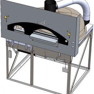 Bakery Rotating Hearth Ovens 5