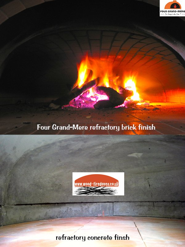 chamotte, brick, wood-fired, pizza oven, choosing buying pizza ovens,