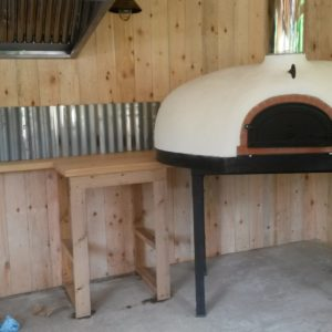 Heligan pizza oven, Heligan, outdoor cooking, outdoor kitchen