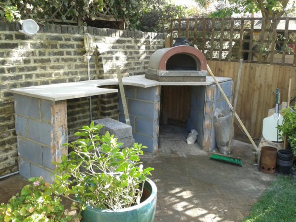 garden cooking station, nunhead,London,