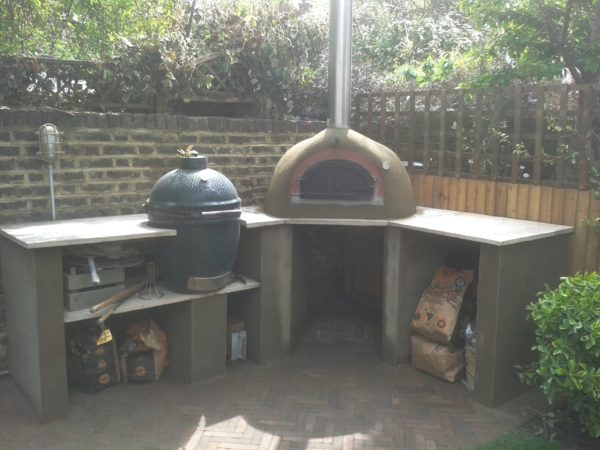 garden cooking station, Nunhead, London