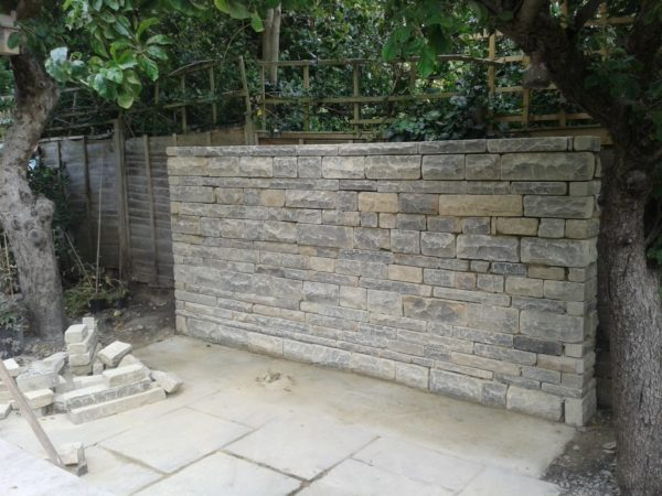 rustic kitchen, Wimbledon, BBQ, outdoor fridge, yorkstone