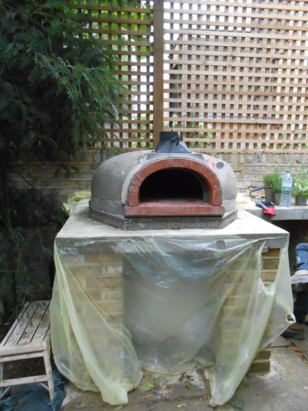 a stylish oven, four grand-mere, wood fired oven,pizza oven, 950C+