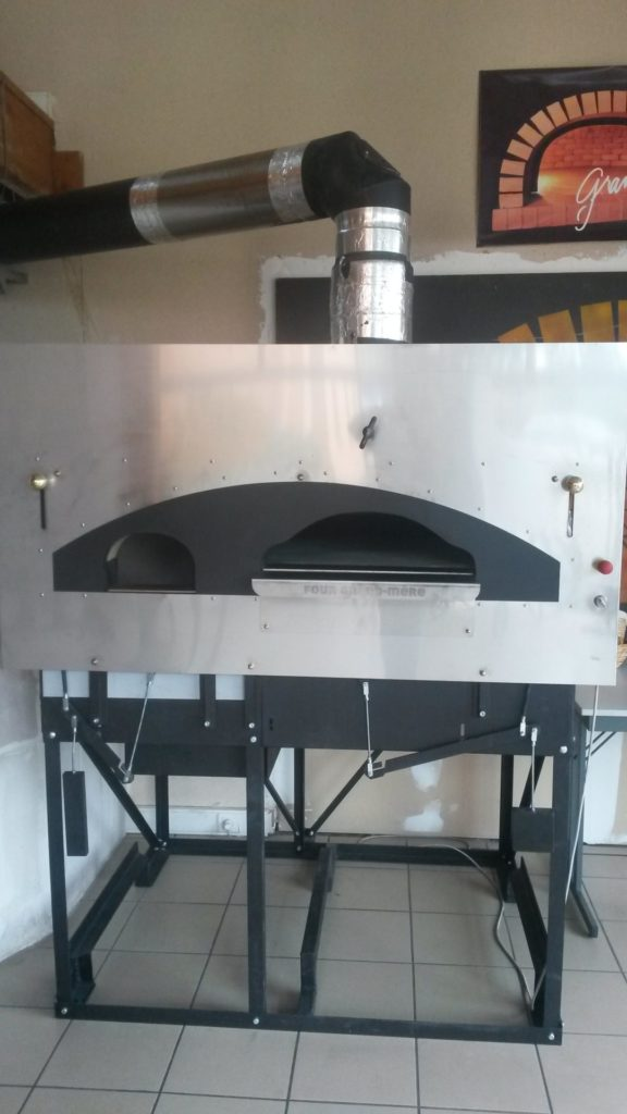 four grand mere, rotating hearth, FPro-R, pizza oven