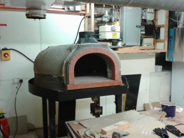 florentinos tenby, gas pizza oven, four grand-mere
