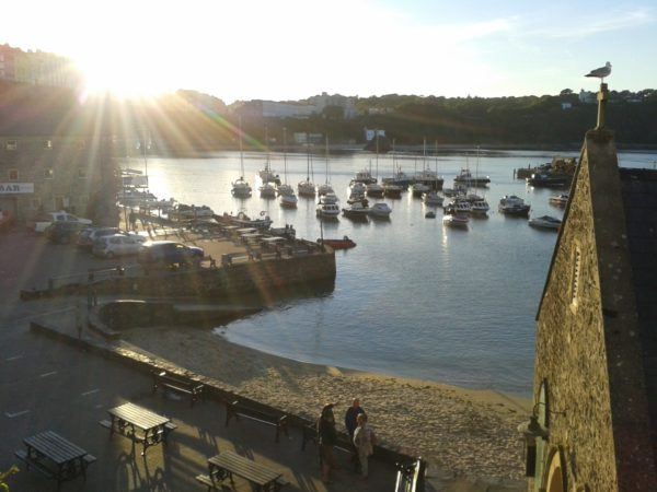 florentino's tenby, sea view, harbour view, italian restaurant, pizza,