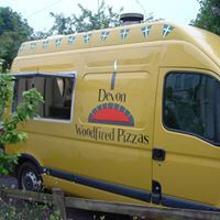 Devon Woodfired pizzas-mobile F1030 wagon 1
