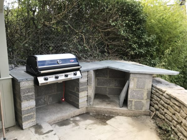 ALF, wood-fired oven, four grand-mere, outdoor kitchen, outdoor cooking, garden oven, bbq area, Bath