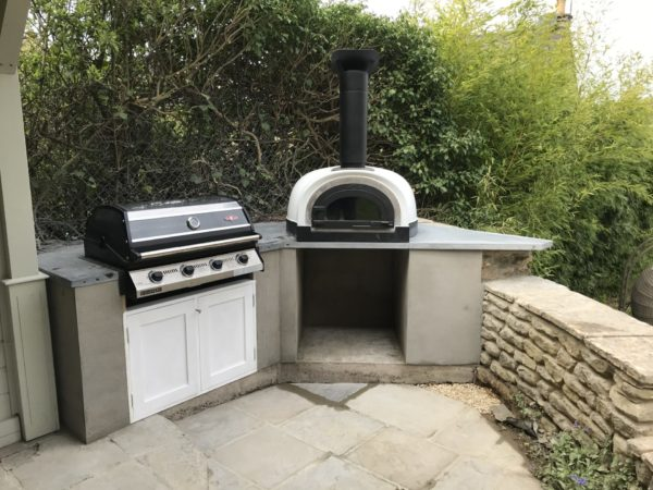 'ALF' pizza oven, wood-fired oven, four grand-mere, outdoor kitchen BA2, outdoor cooking, garden oven, bbq area, Bath