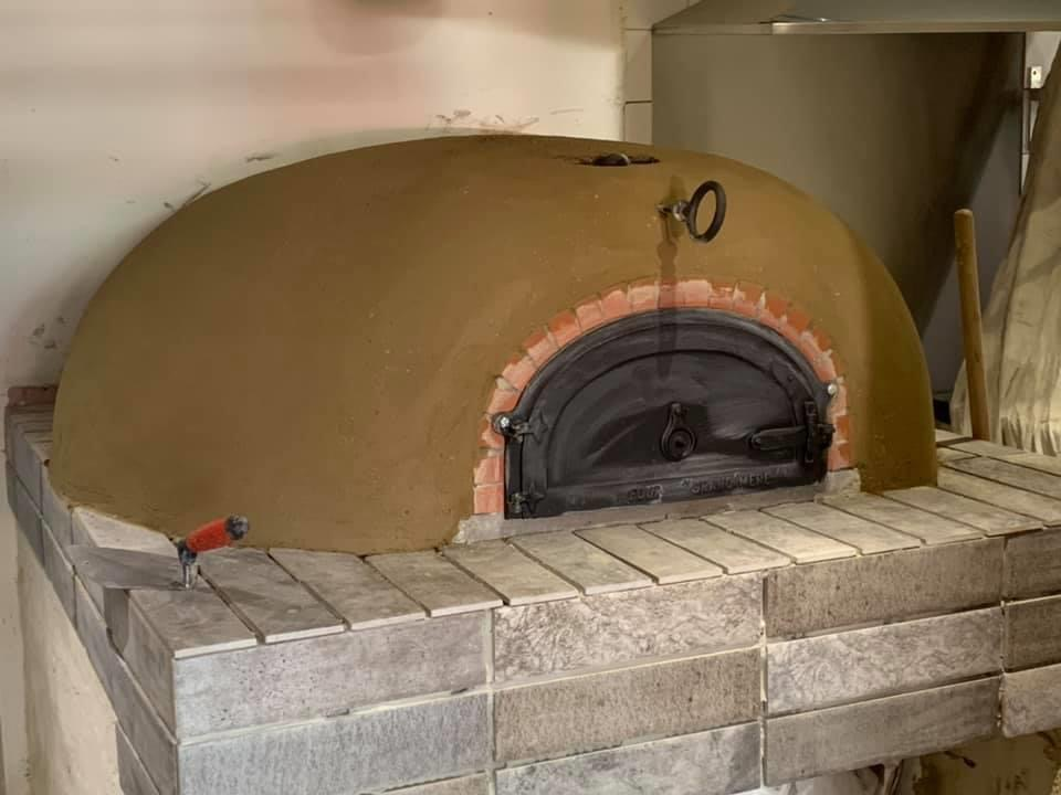 pizza oven, 1030, four grand-mere, Old Fire station Cafe, warminster,