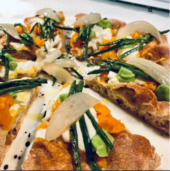 Authentic pizza, neapolitan pizza, wood fired pizza, I Tigli,
