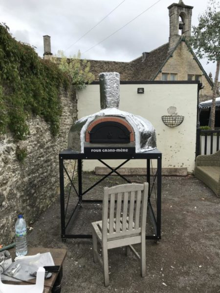 The Rattlebone Inn Sherston, Wiltshire pubs, wood fired pizza,